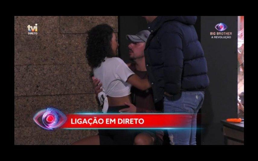 Renato inconsolável após comentário de Pedro