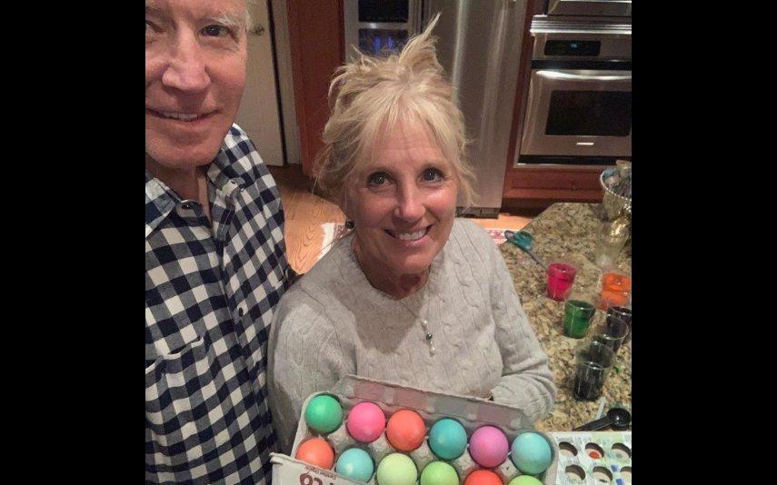 Joe e Jill Biden estão casados desde 1977