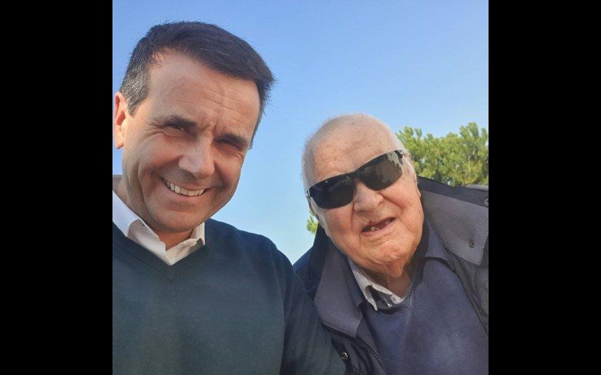 Pai de Jorge Gabriel está num lar em Lisboa