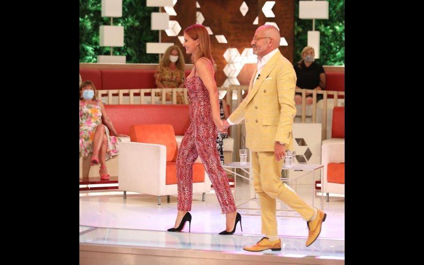 """Cristina Ferreira e Manuel Luís Goucha no reencontro no """"Você na Tv!"""""""