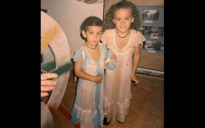 Georgina Rodríguez e a irmã, Ivana