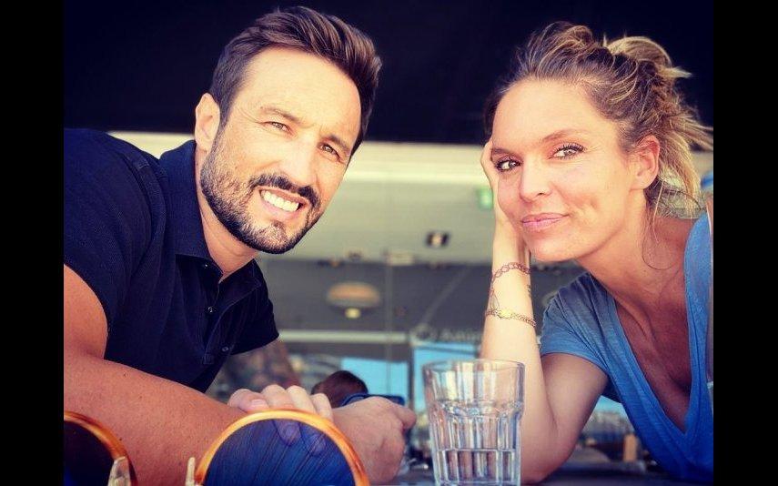 César Peixoto e Diana Chaves