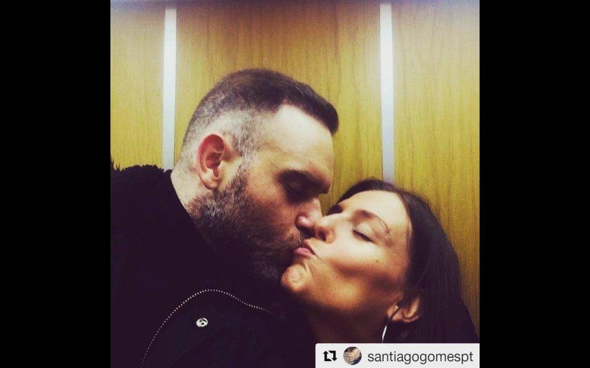 Romana e Santiago Romero