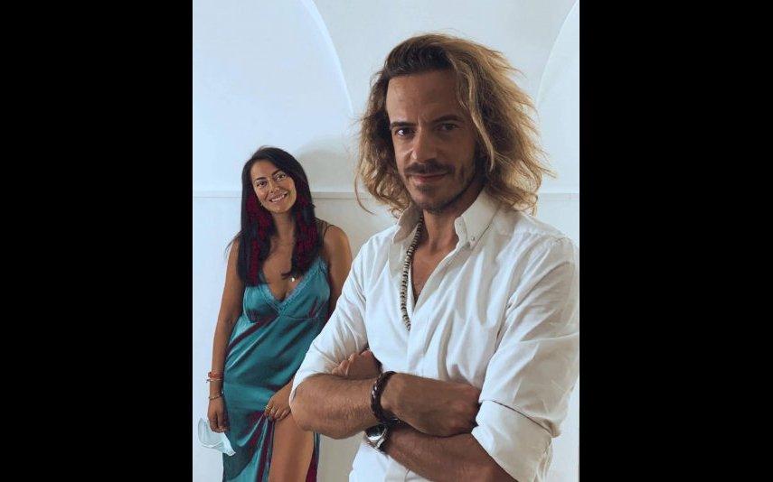 David Xavier e Sofia Ribeiro