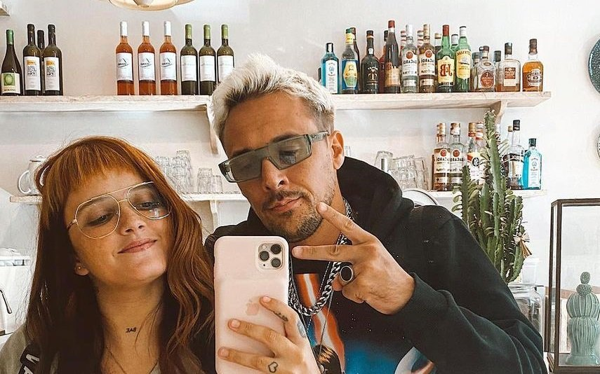 Carolina Deslandes e Miguel Cristovinho