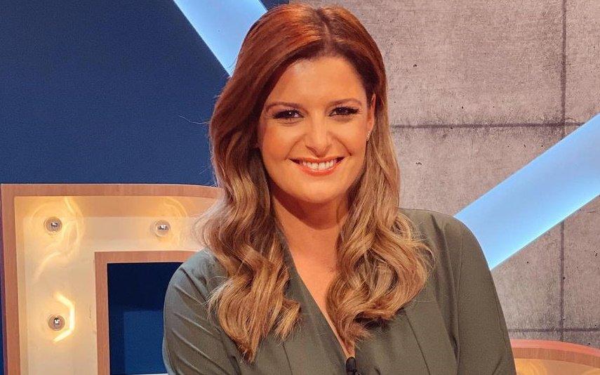 Maria Botelho Moniz, TVI, Dois às Dez, dobragem, saudades, irmão, apresentadora, Cristina Ferreira