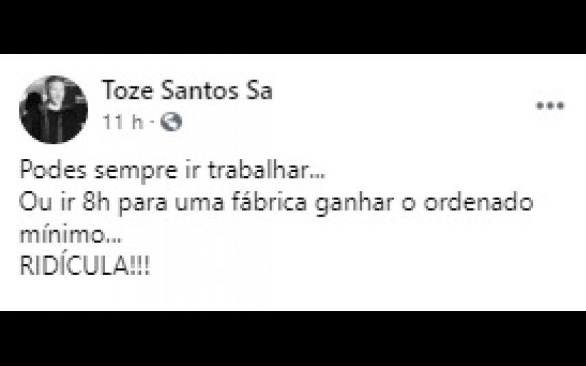 Tozé Santos Sá