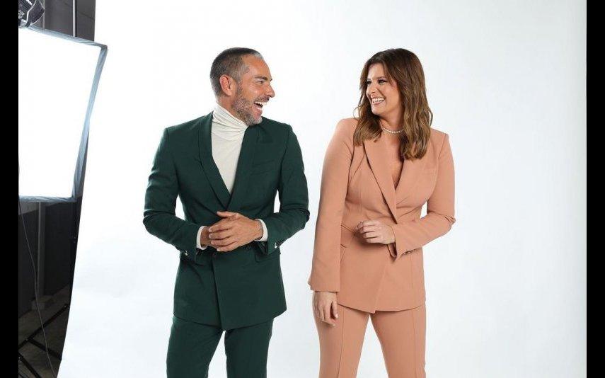 Cláudio Ramos e Maria Botelho Moniz vão apresentar o programa das manhãs da TVI