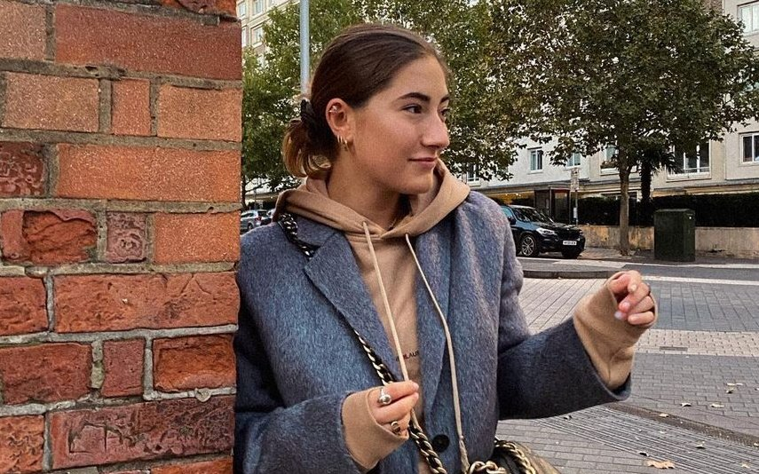 Matilde Mourinho lançou coleção de joias sustentável