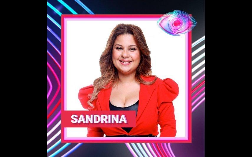 """Sandrina, ex-concorrente do """"Big Brother 2020"""", entrou no """"Big Brother - Duplo Impacto"""""""