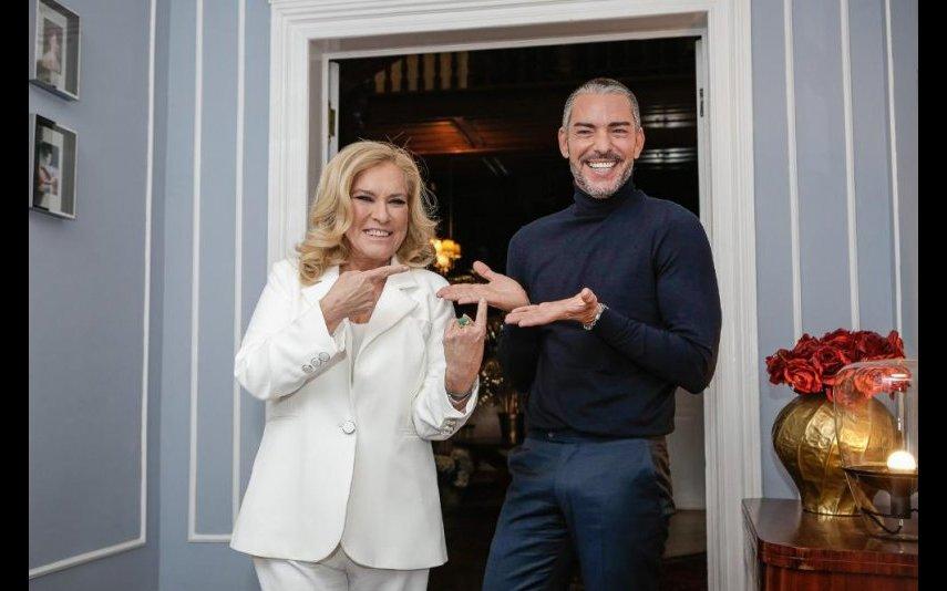 """Cláudio Ramos e Teresa Guilherme são os apresentadores de """"Big Brother - Duplo Impacto"""""""