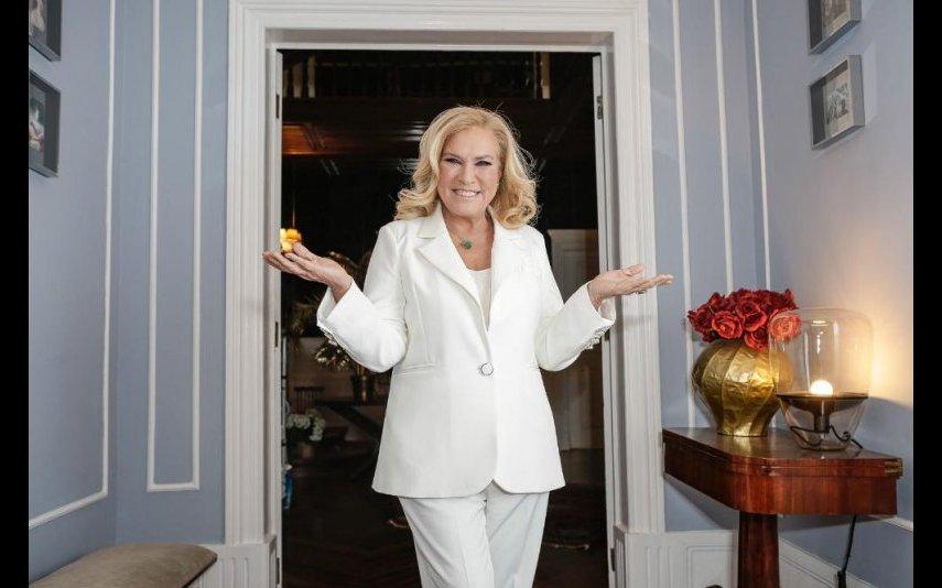 """Teresa Guilherme conduziu o """"Big Brother - A Revolução"""""""