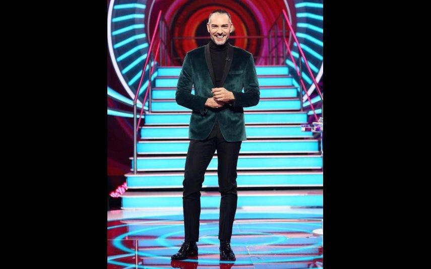 """Eis o look de Cláudio Ramos para a primeira gala do """"Big Brother - Duplo Impacto"""""""