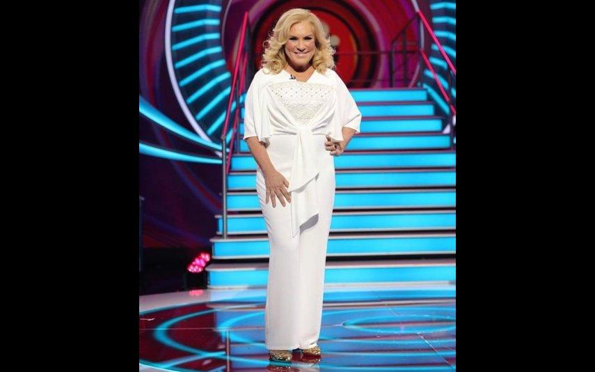 "Eis o look de Teresa Guilherme para a primeira gala do ""Big Brother - Duplo Impacto"""