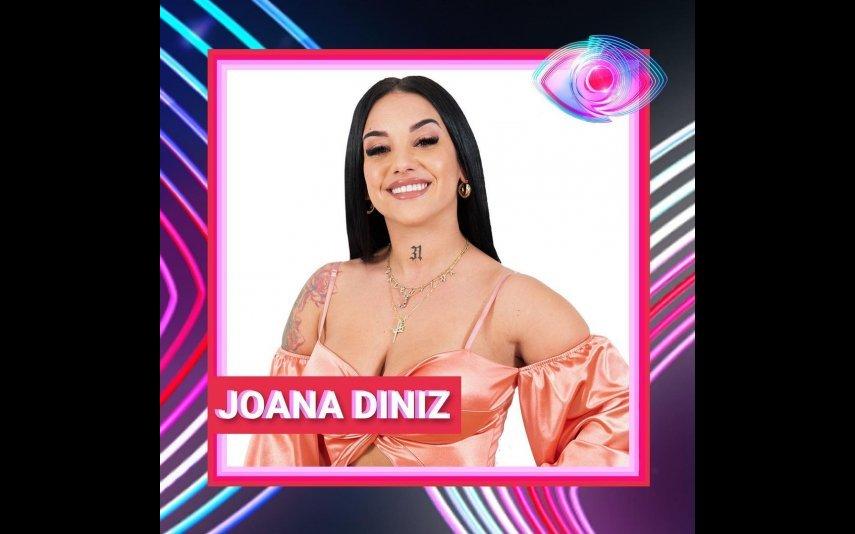 """Joana Diniz, ex-concorrente da """"Casa dos Segredos 4"""", entrou no """"Big Brother - Duplo Impacto"""""""