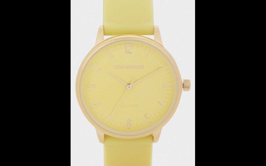 Relógio correia de silicone combinado Parfois - 19.99€