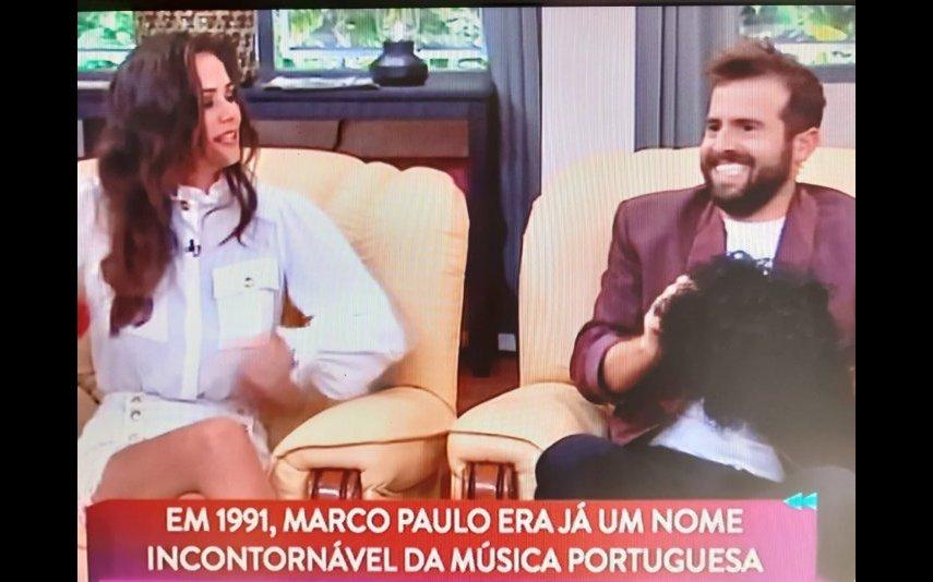 Cláudia Vieira e João Manzarra conduziram a nova aposta da SIC para as tardes de sábado