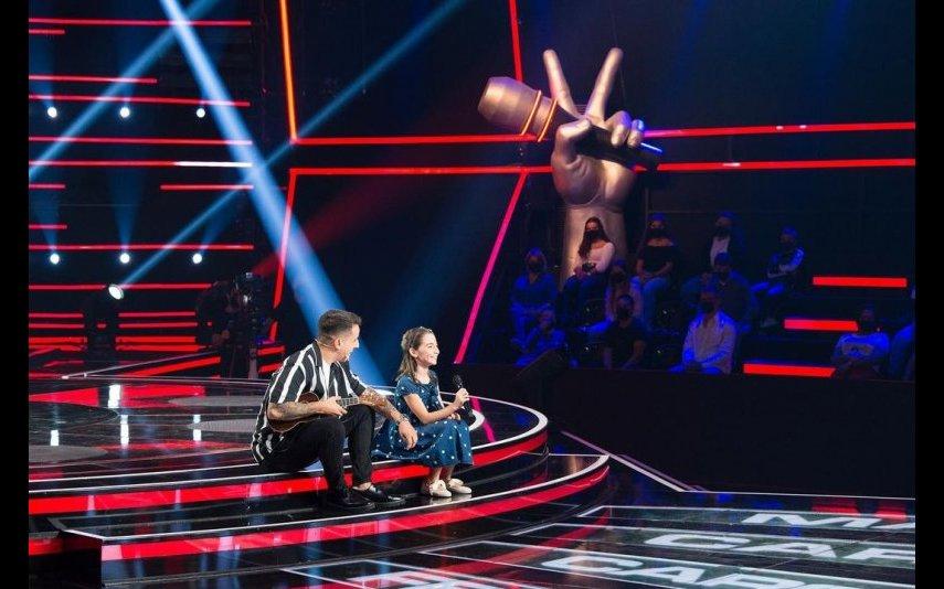 """The Voice Kids"", RTP1"