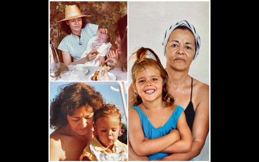 Mariana Patrocínio homenageou a avó nas redes sociais