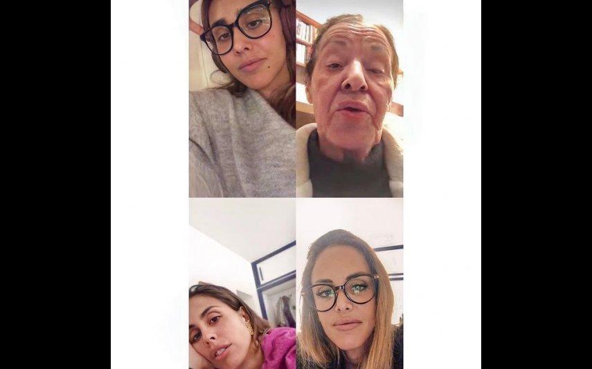 Rita Patrocínio homenageou a avó nas redes sociais