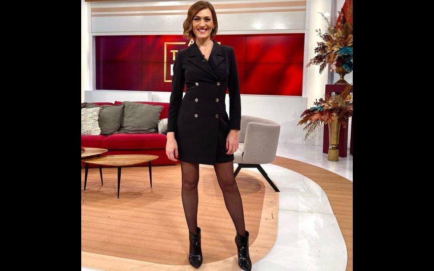 Fátima Lopes anunciou saída da TVI no dia 9 de janeiro