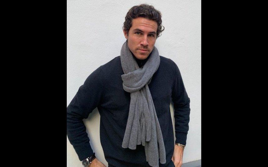 Beltrán Lozano é modelo e ator