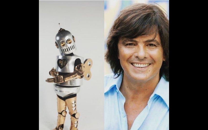 Luís Represas foi o Robot no programa da SIC