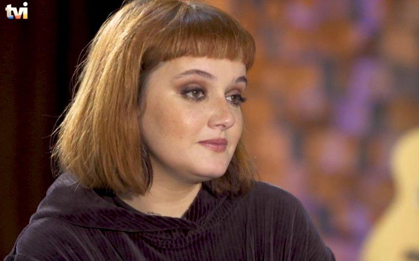"""Carolina Deslandes falou da relação com Diogo Clemente no """"Conta-me"""""""