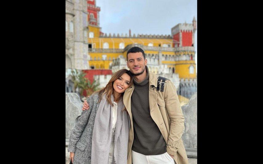 Ruben Rua com Maria Cerqueira Gomes
