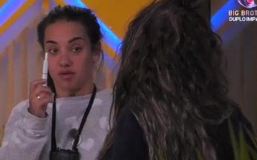 """Sandrina revela esquema do """"Big Brother"""" para abafar caso"""