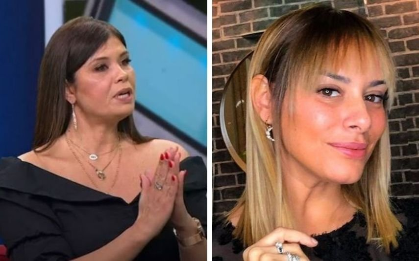 Gisela Serrano e Helena Isabel