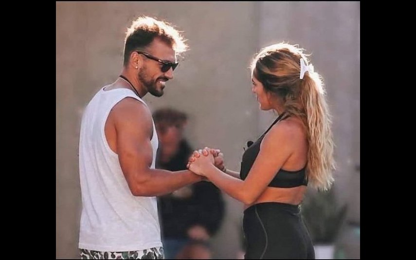 """Zena e André Abrantes apaixonaram-se na casa do """"Big Brother - A Revolução"""""""