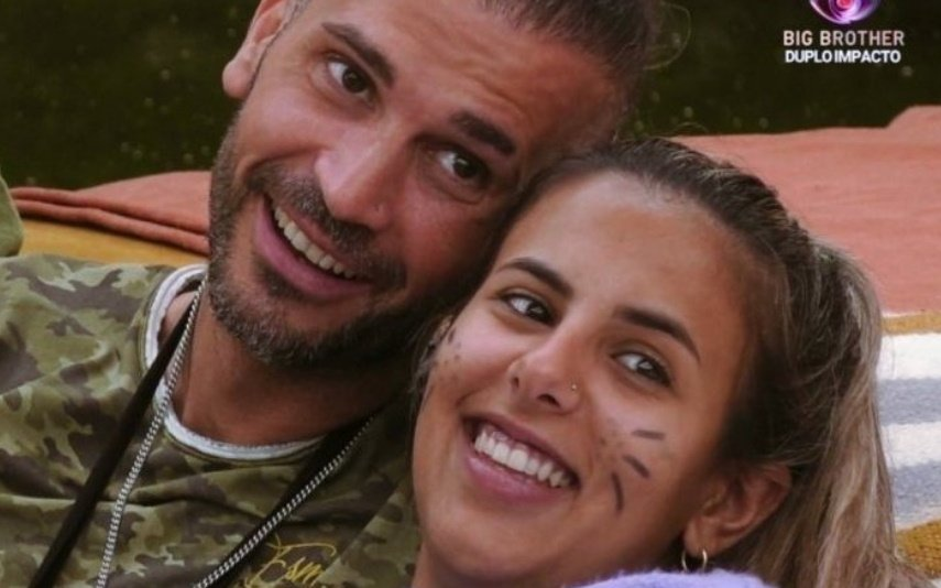 """""""Big Brother"""", TVI, Bruno Savate, Joana Alburquerque"""