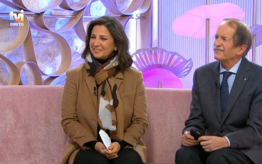 Duques de Bragança, TVI, Dois às 10, Cláudio Ramos, Maria Botelho Moniz