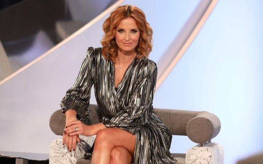"""Cristina Ferreira apresenta o programa """"All Together Now"""""""
