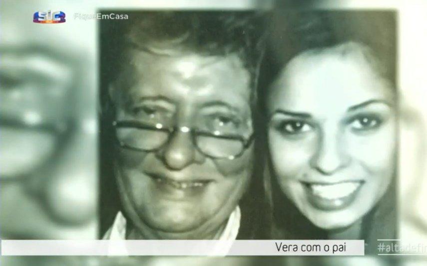 Vera Kolodzig, Diogo Amaral, separação, drogas, filho, morte, pai