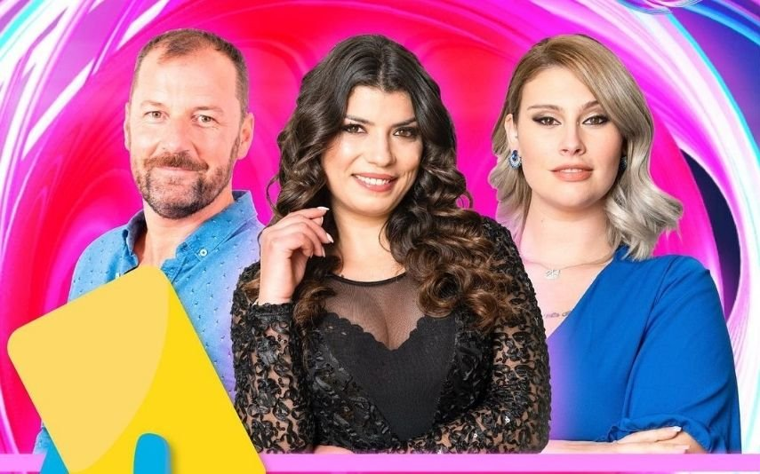 Pedro, Sofia e Bernardina