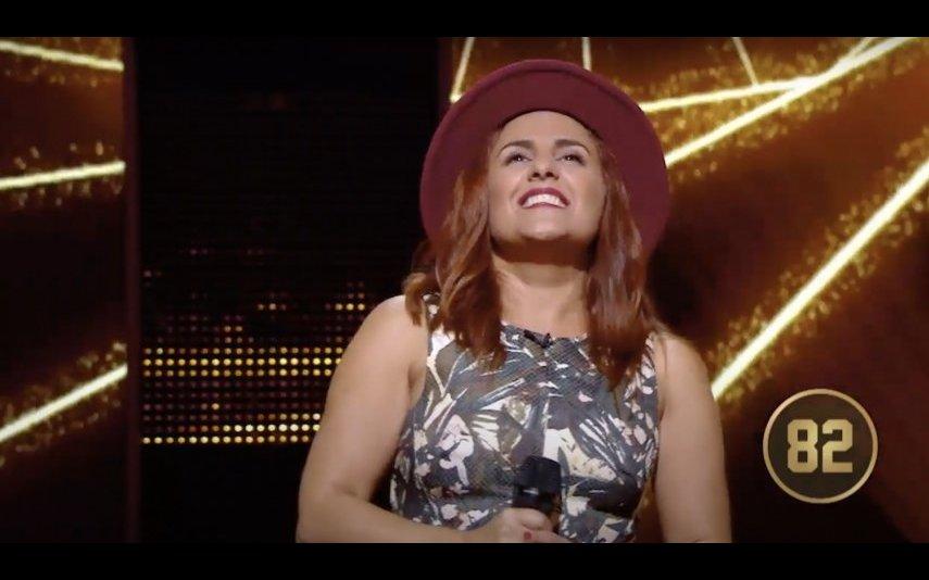 """""""All Together Now"""", TVI, Rosete Caixinha, cantora, concurso francês"""