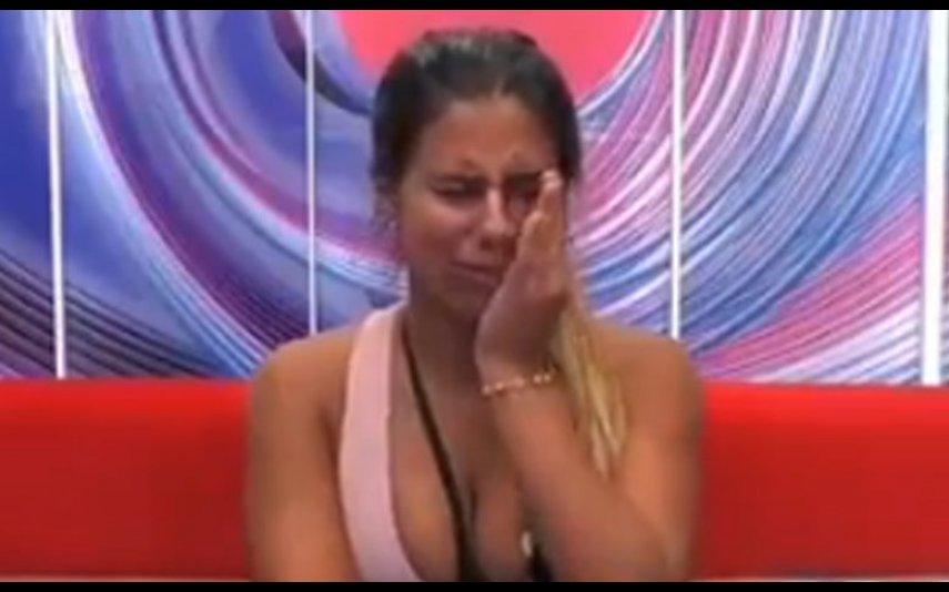 """Joana terá chorado no confessionário do """"Big Brother"""" por causa da mãe"""