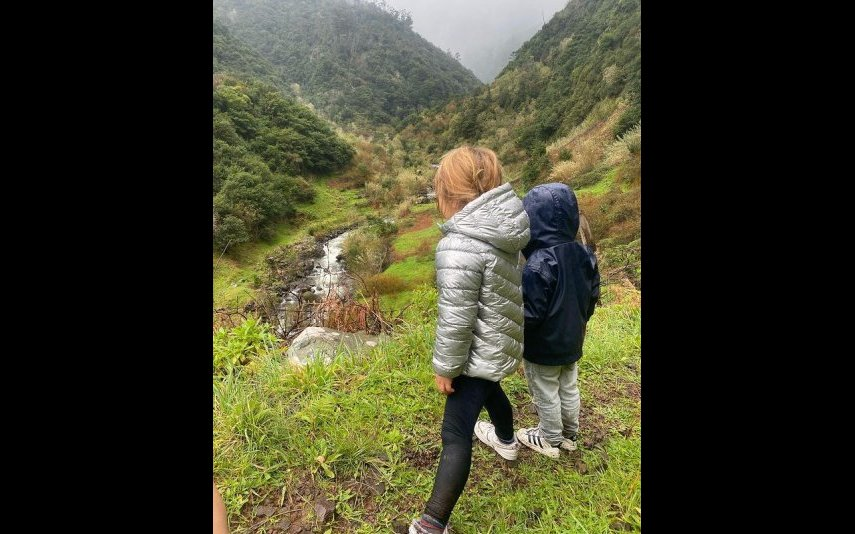 Joana Amaral Dias partilhou várias imagens nas redes sociais das suas férias na Madeira