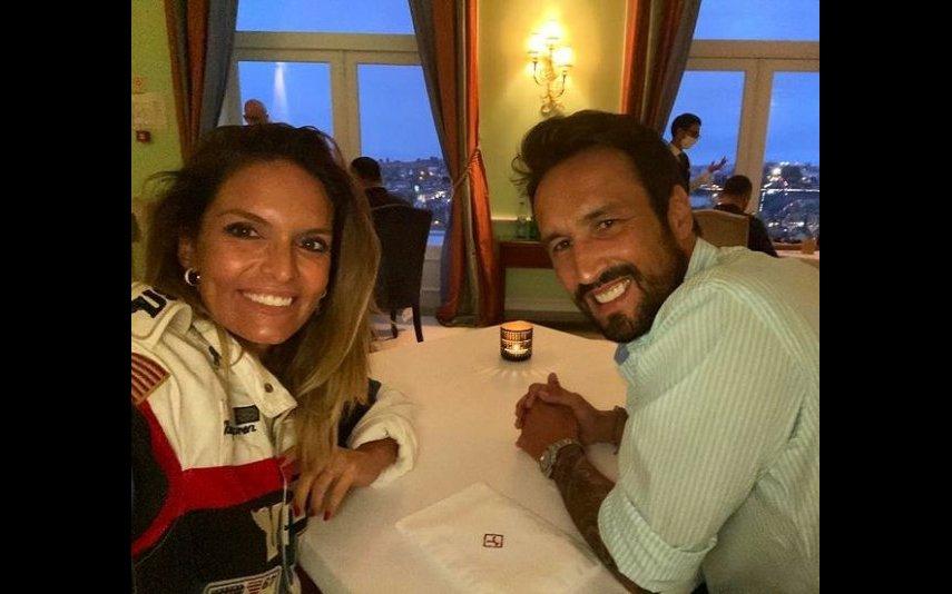 Diana Chaves e César Peixoto