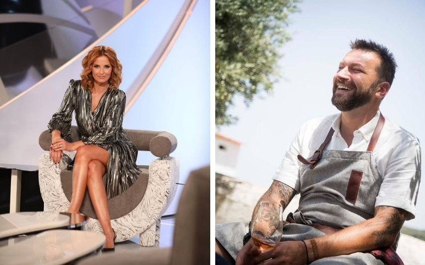 Cristina Ferreira (TVI) e Ljubomir Stanisic (SIC) vão defrontar-se nas audiências