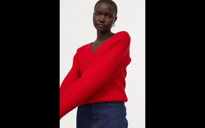 Camisola em malha H&M -19,99€