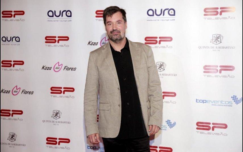 """Rui Luís Brás reforça elenco da novela da SIC """"Amor, Amor"""""""