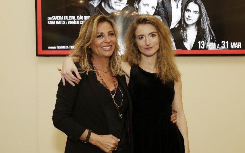 Filha de Alexandra Lencastre critica Cristina Ferreira por contratação para novela