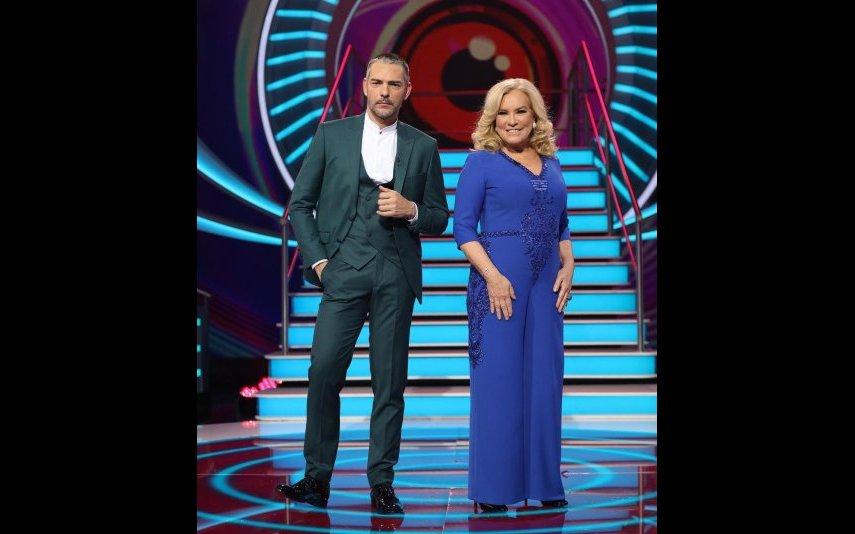 """Teresa Guilherme e Cláudio Ramos conduzem as galas do """"Big Brother"""" aos sábados"""