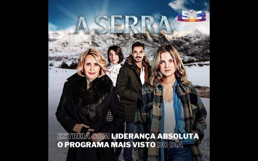 Daniel Oliveira, gafe, SIC, Amor Amor, Amor Maior, A Serra