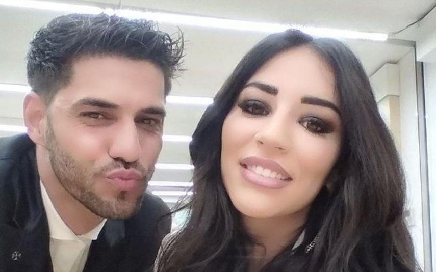 Gonçalo Quinaz e Jéssica Nogueira mostram-se cada vez mais próximos