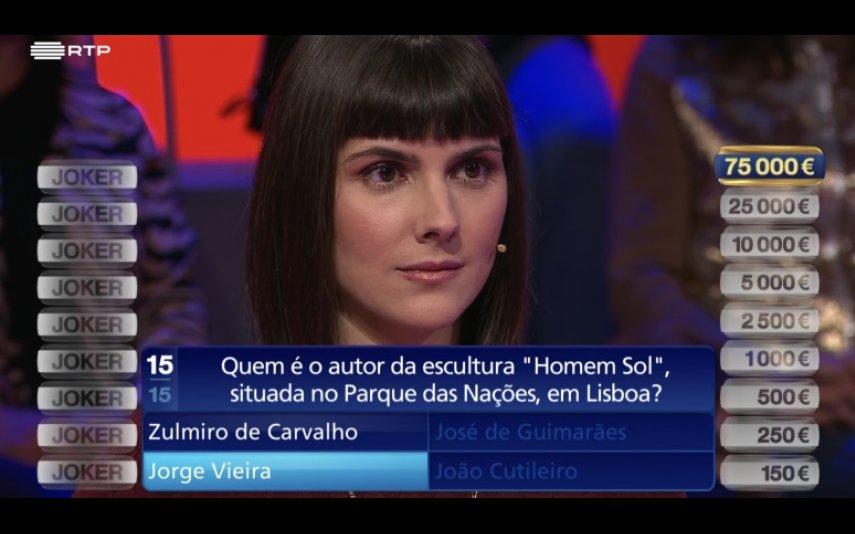 "Vanessa Borges venceu o ""Joker"""