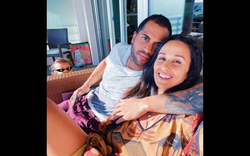 Rita Pereira e Guillaume Lalung